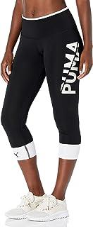 PUMA Women's Modern Sports Fold Up Cuff 7/8 Tights