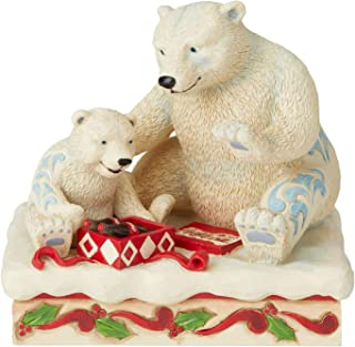 Enesco Coca-Cola by Jim Shore Mama and Baby Polar Bears