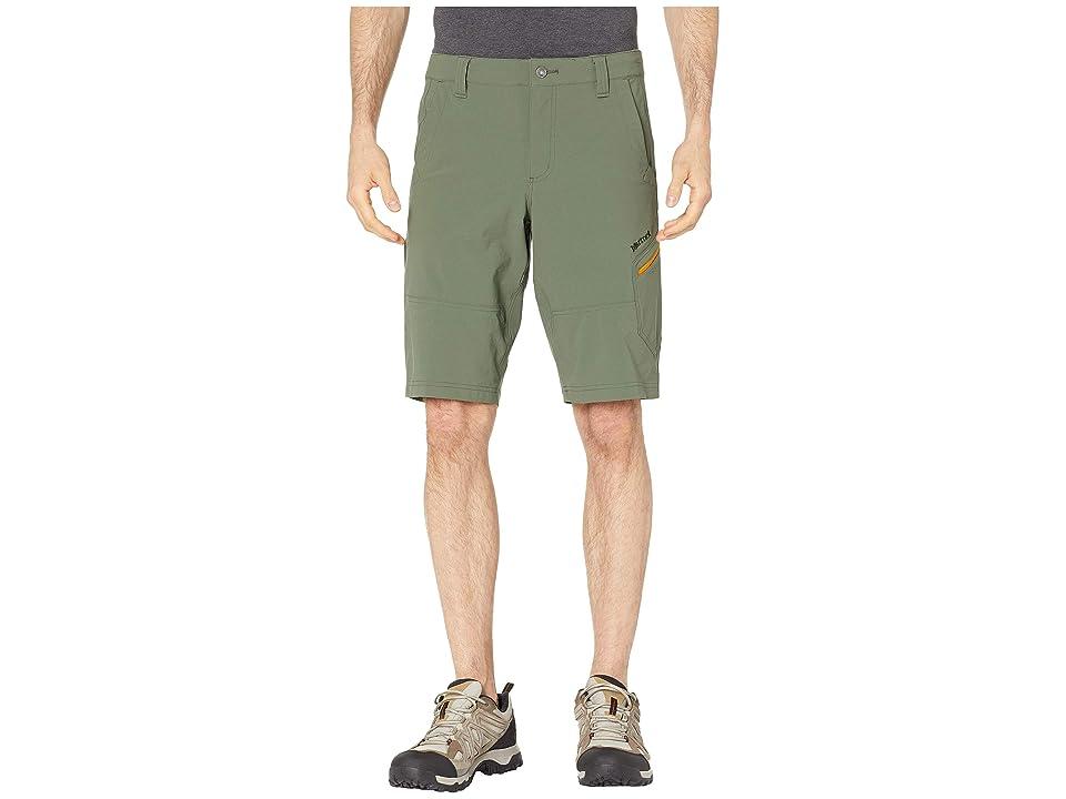 Marmot Limantour Shorts (Crocodile) Men