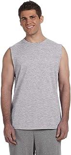 Ultra Cotton 6 oz. Sleeveless T-Shirt