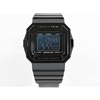 CASIO(カシオ) Gショック ミニ 腕時計 デジタル メーカー保証書付 (BLACK)
