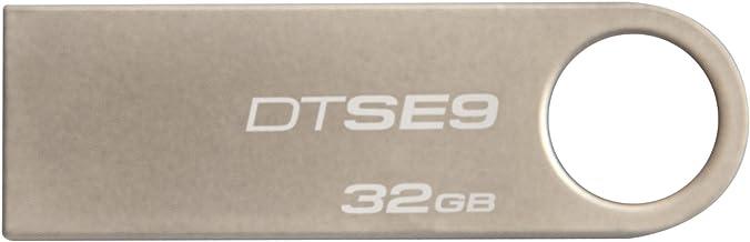 Kingston Digital DataTraveler SE9 32GB USB 2.0 Flash Drive (DTSE9H/32GBZET)