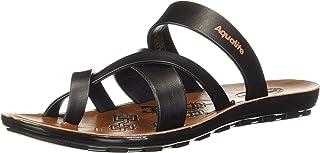 Aqualite Black Slipper