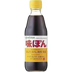 ミツカン 味ぽん 360ml