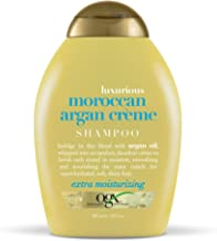 OGX Shampoo, Luxurious Moroccan Argan Crème, 13oz