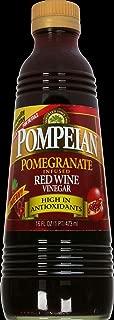 Pompeian Pomegranate Infused Red Wine Vinegar 16 Oz