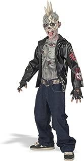 Punk Zombie Kids Costume