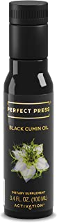 Sponsored Ad - Activation Products, Perfect Press Black Cumin Seed Oil – Vegan, Organic and Gluten Free Pure Nigella Sativ...