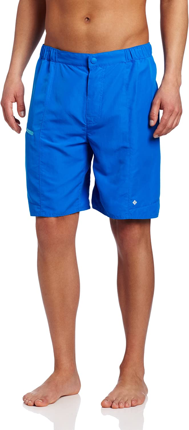 Columbia Men's Shipping included PackAgua Shorts Finally popular brand