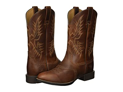 Ariat Heritage Stockman (Native Nutmeg) Cowboy Boots