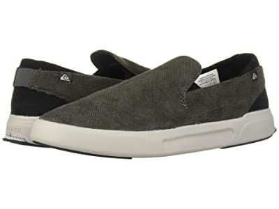 Quiksilver Surf Check II Premium (Grey/Black/Grey) Men