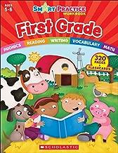 Smart Practice Workbook: First Grade (Smart Practice Workbooks)