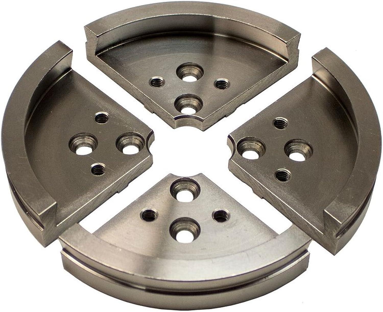 Nova JS130 N 130 mm mm mm Chuck Accessory Kiefer Set B0064JJCOG   Moderate Kosten  50378b