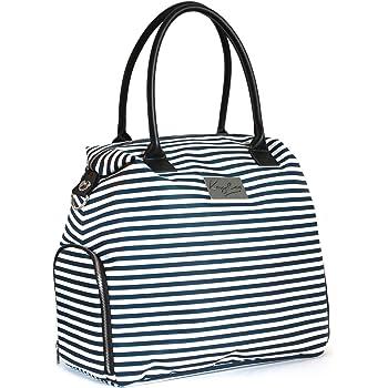 Kaylaa Premium Breast Pump Bag (Luxury Stripe)