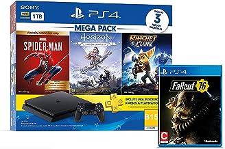 Consola PS4 Megapack 15 con Fallout 76 - Bundle Edition
