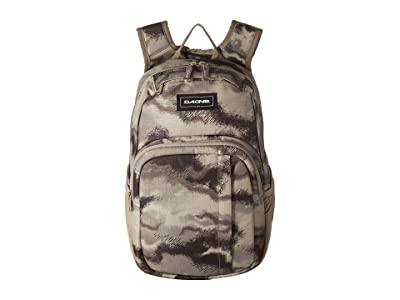 Dakine Campus Small 18L Backpack (Ashcroft Camo) Backpack Bags