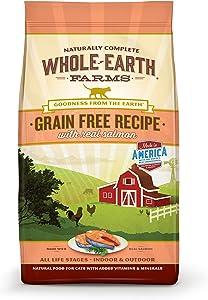Whole Earth Farms Cat Food