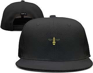 ddasqas One Love Manchester Bee Unisex Plain Caps Summer Hats