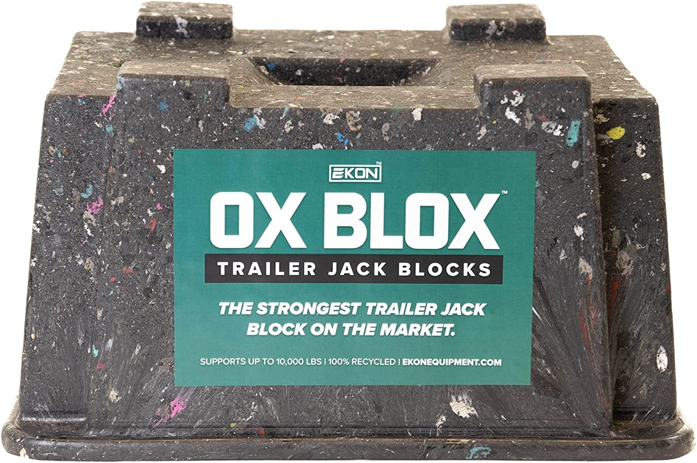OX BLOX Trailer Jack Large special price !! Block RV Any Blocks Beauty products Tongue for and Camper