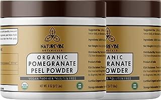 Best pomegranate peel powder benefits Reviews