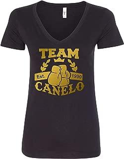 Team Canelo Boxing Gloves Women's T-Shirt