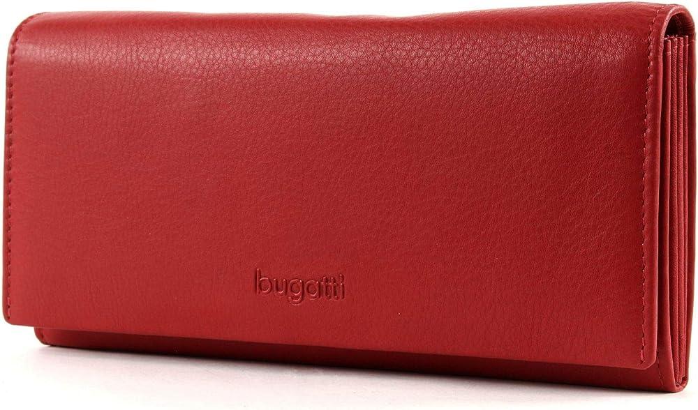 bugatti vertice  , portafoglio per donna grande , in  pelle 49319116