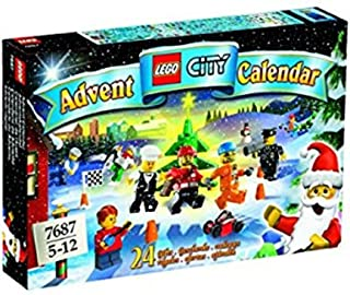 LEGO City 7687 - Calendario de adviento 2009