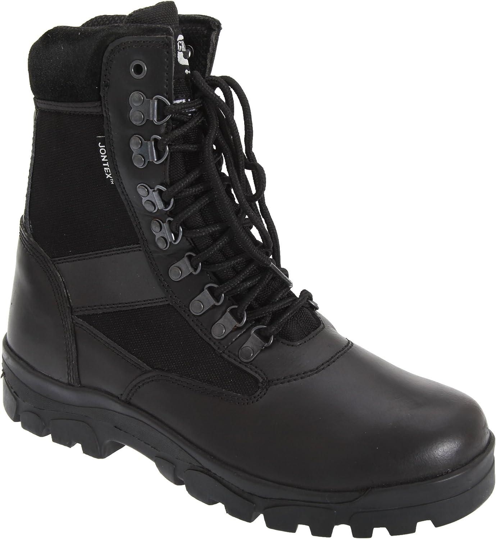 Grafters Mens Sniper 8 Combat Boots