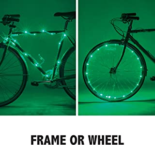 Bike Party Bicycle Rope Lights for Wheel or Frame