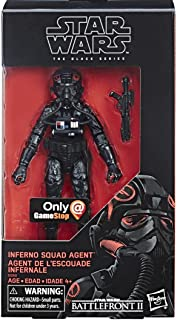 Star Wars Black Series Inferno Squad Agent Exclusive