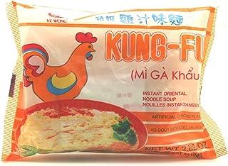 Kung-Fu Instant Oriental Noodle Soup (Chicken Flavor) 2.82 oz (Pack of 15)