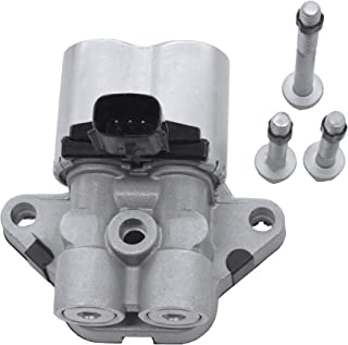 FOKES Engine Variable Timing Oil Control Valve Compatible with 2014 2015 Chevrolet Chevy Malibu Impala 2.5L # 916-806 12633613