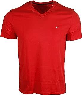 Men's V-Neck Classic Fit Logo T-Shirt