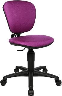 Topstar vridstol för barn 40 x 43 x 90 cm violett