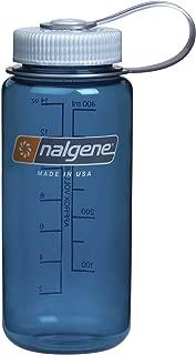 Nalgene Wide Mouth Water Bottle,  16 oz.,  Trout Green