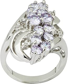 Fashion Ring For Women Alloy - Size 8