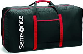 Samsonite 41210 Tote A Ton Soft Side Duffle Bag, Black, 43 Centimeters