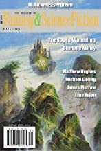 The Magazine of Fantasy & Science Fiction November/December 2019 (The Magazine of Fantasy & Science Fiction Book 137)