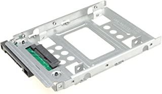 "General 2.5"" SSD to 3.5"" SATA Hard Disk Drive HDD Adapter Caddy Tray CAGE Hot Swap Plug"
