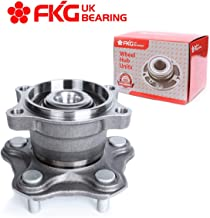 FKG 512201 Rear Wheel Bearing Hub Assembly fit for 2002-2006 Nissan Altima, 2004-2008 Nissan Maxima, 2004-2009 Nissan Quest 5 Lugs