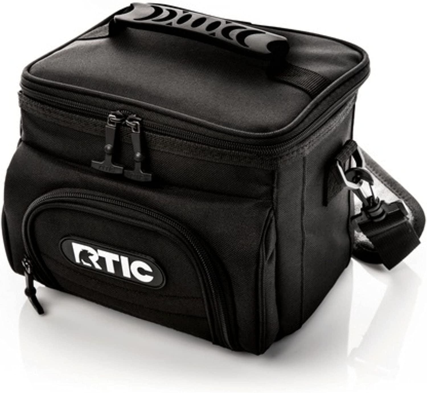 RTIC Day Cooler Soft Sided Insulated Bag, Dual Compartment, Leak Proof