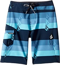 Lido Liney Mod Boardshorts (Big Kids)