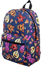 Five Nights At Freddy's Characters School Backpack, FNAF Chica Foxy Bonnie