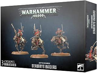 Games Workshop Warhammer 40,000: Adeptus Mechanicus Serberys Raiders Miniatures