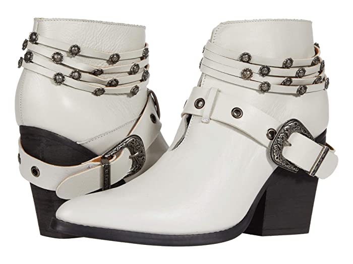 Born To Run  Shoes (White) Women's Boots