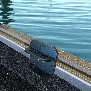 Brocraft Alumacraft Boat Downrigger Bracket/Universal Aluminum ...