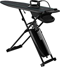 Laurastar Smart U Ironing System: 2200-Watt Dry Steam Iron with 3D Soleplate – Active Table for Professional and Fast Result