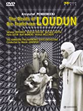 Penderecki, Krzysztof - The Devils of Loudun [Alemania] [DVD]