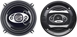 BOSS Audio Full Range, 4 Way Car Speakers 5.25 inch P55.4C