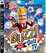 Buzz! Quiz TV for Playstation 3